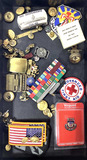 United States Navy Pins, Patches, Buckles