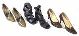 (16) Pairs Of Women's Shoes, Shoe Rack