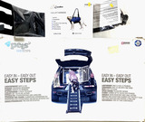 4pets Easy Steps & Coodeo Dog Lift Harness