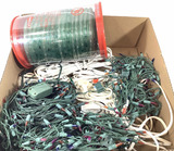 Christmas Lights, Rope Lights, Extension Cords