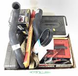 12v Portable Air Compressor, Battery Charger