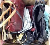 Assorted Women's Fashion Purses  & Belts