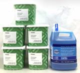 (6 Pc) Dish Soap & Dishwasher Detergent