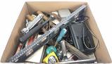 Tools, Level, Shears, Flashlight, Hammer & More
