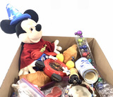 Walt Disney, Mickey Mouse Plush Toy, Ornaments