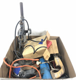 Tools, Drill Press, Saw, Drills And More