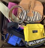 Women's Fashion Purses, Belts, Shoulder Bags
