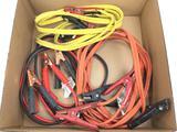 (3) Sets Of Jumper Cables