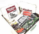 Vintage Nascar Tshirts, Winston Pillow Seats