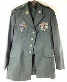 Military Uniform, Jacket