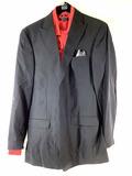 Men's Joseph's Suit Jacket & Under Shirt, Neck Tie