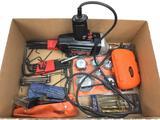 Craftsman Drill, Hex Wrench Sets, Bit Set