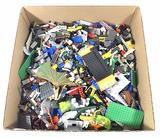 10lb Assorted Vintage Lego Bricks