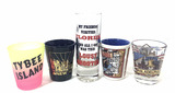 Assorted Collectible Shot Glasses