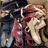 Assorted Women's Fashion Shoes, Heels, Wedges