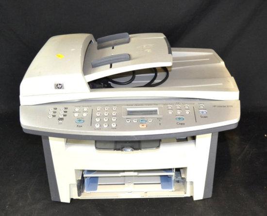 HP Laser Jet 3005 Copy Machine *Works*