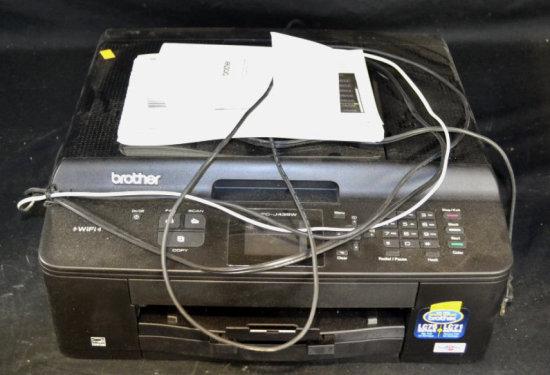 Brother Wi-Fi Copy Machine w/ Instructions *Works*