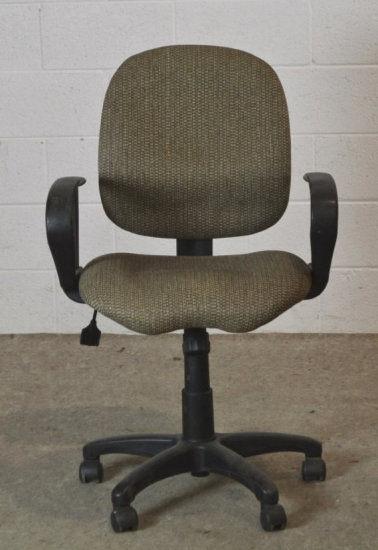 Adjustable Office Desk Chair on Wheels