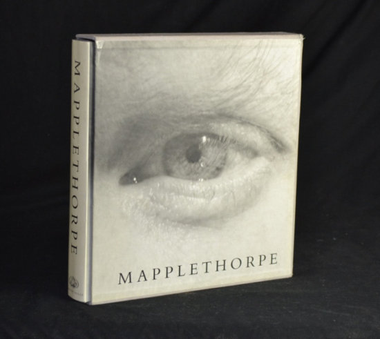 ROBERT MAPPLETHORPE Hardcover Book w/ Jacket