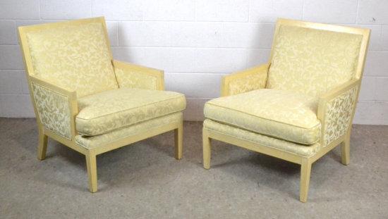 Mid Century JL Furniture Chair PAIR