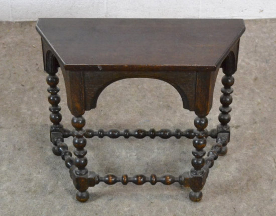 Sikes Chair Co. NY Oak Table