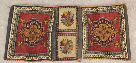 Middle Eastern Style Camel Saddle Blanket