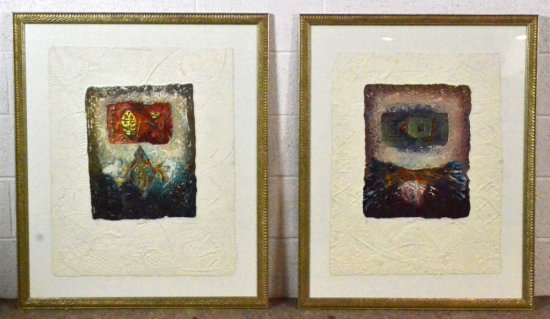 PAIR Signed & Numbered Lithograph