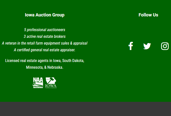 Iowa Auction Group