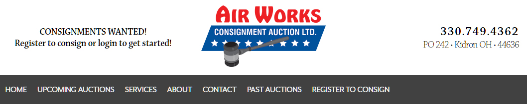 Airworks Consignment Auctions