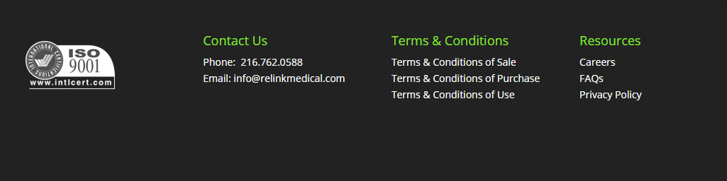 Relink Medical Auctions