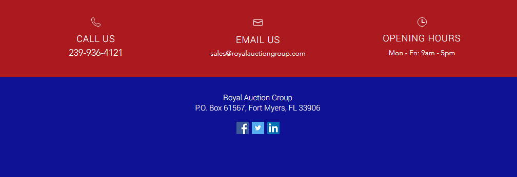 Royal Auction Group