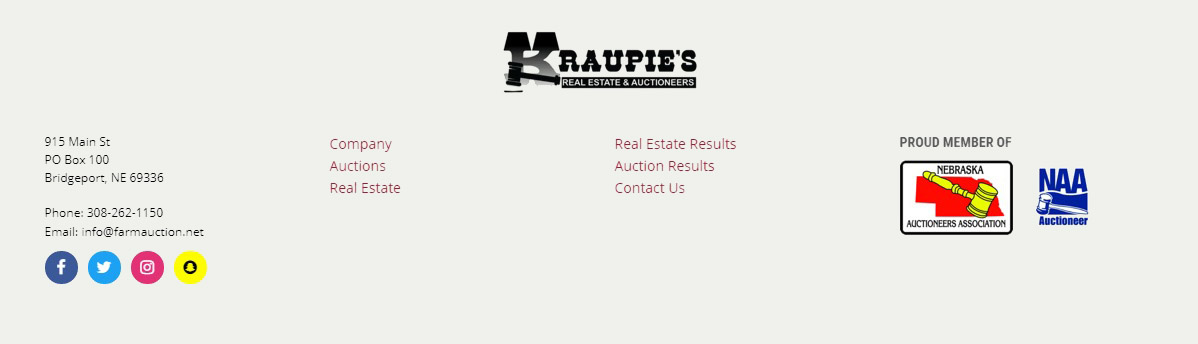 Kraupie Auctions